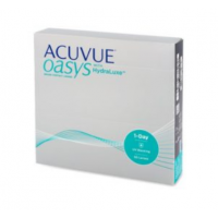 Acuvue Oasys 1-Day with HydraLuxe 90 линз