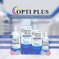 Opti plus 150 мл. с гиалуроновой кислотой