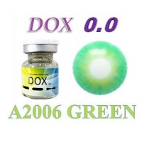 DOX A-2006 green D=14,2 mm