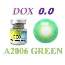 DOX A-2006 green D=14,2 mm