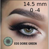 EOS Dorie green D=14,5 mm до -4