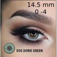 EOS Dorie green D=14,5 mm до -4