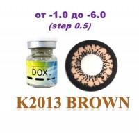 DOX K-2013 brown D=14,2 mm до -6