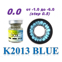 DOX K-2013 blue D=14,2 mm до -6