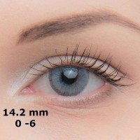 EOS SOLE blue 2 tone D=14,2 mm до -6