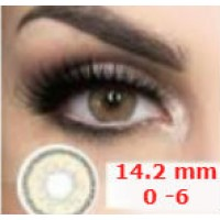 EOS SOLE brown 2 tone D=14,2 mm до -6