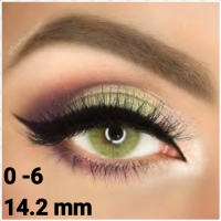EOS SOLE brown 1 tone D=14,2 mm до -6