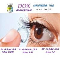 DOX clear до -15 2 шт