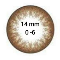 EOS G-101 dark brown D=14 mm до -6