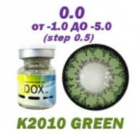 DOX K-2010 green D=14,2 mm до -5