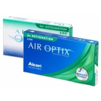 Air Optix for Astigmatism 3 шт