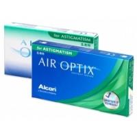 Air Optix for Astigmatism 3 шт