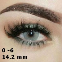 EOS SOLE gray 1 tone D=14,2 mm до -6