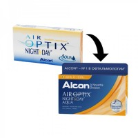Air Optix Night and Day (3 шт)
