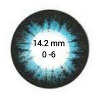 EOS Teamo V-202 Blue D=14,2 mm до -6