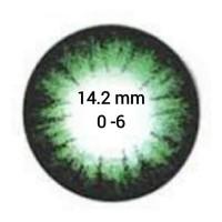 EOS Teamo V-202 Green D=14,2 mm до -6