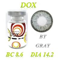 DOX BT gray D=14,2 mm до -5
