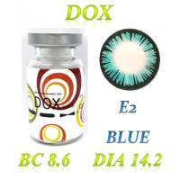 DOX Aurora E2 blue D=14,2 mm до -5