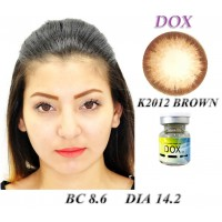 DOX K2012 brown D=14,2 mm до -5