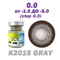 DOX K-2015 gray D=14,2 mm до -5