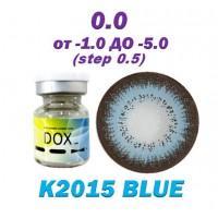 DOX K-2015 blue D=14,2 mm до -5