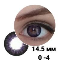 Frutti glamorous violet D=14,5 mm до -4