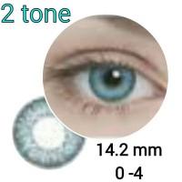 Frutti 2 tone turquoise D=14,2 mm до -4