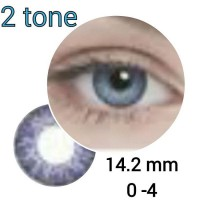 Frutti 2 tone true sapphire D=14,2 mm до -4
