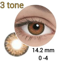 Frutti 3 tone honey D=14,2 mm до -4