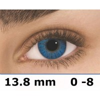 Air optix brilliant blue 13.8 mm до -8