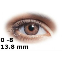Air optix brown 13.8 mm до -8
