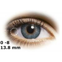 Air optix sterling gray 13.8 mm до -8
