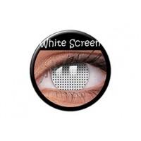 Белые линзы White Screen